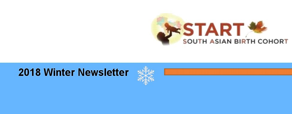START Winter 2018 Newsletter